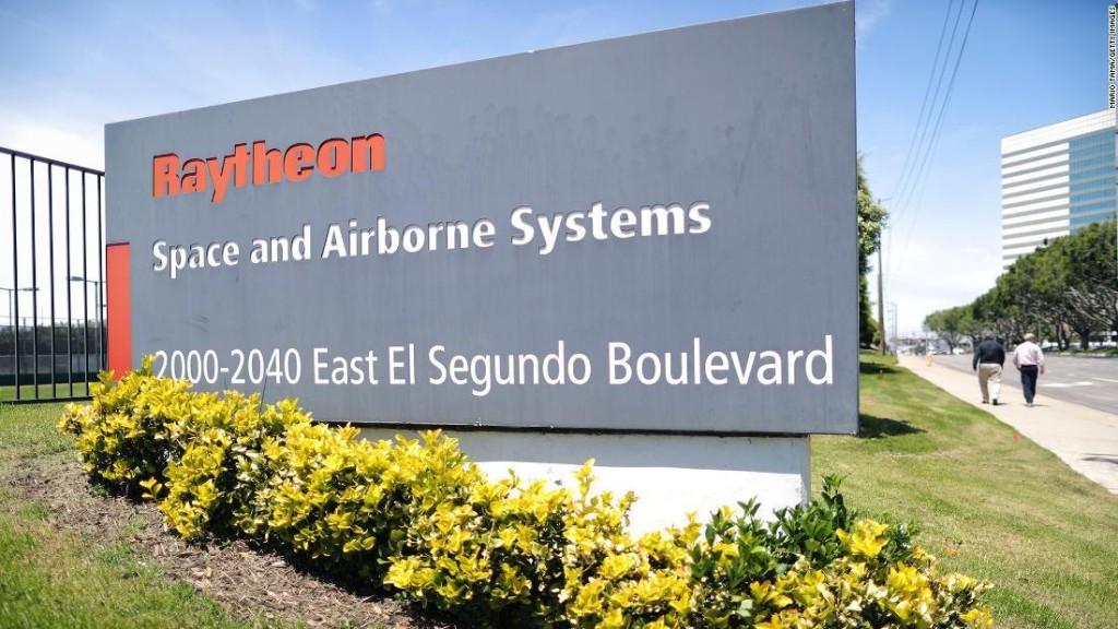 Raytheon announces 15,000 job cuts