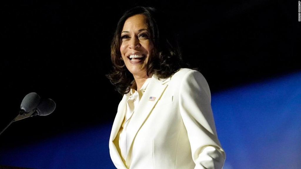 Opinion: Kamala Harris shows Black women they have the power to change the world