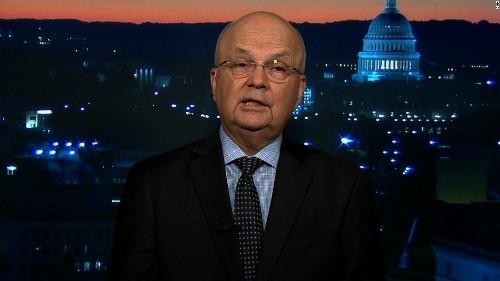 Ex-CIA Director Hayden blasts Trump's CNN attack