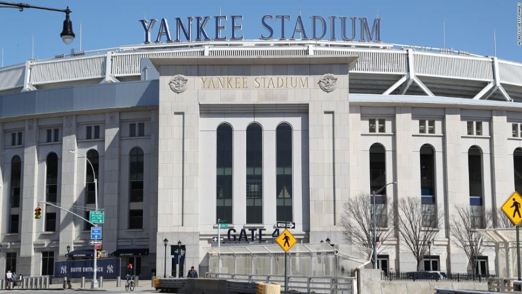 A drive-in festival in New York City will be held in a parking lot outside Yankee Stadium