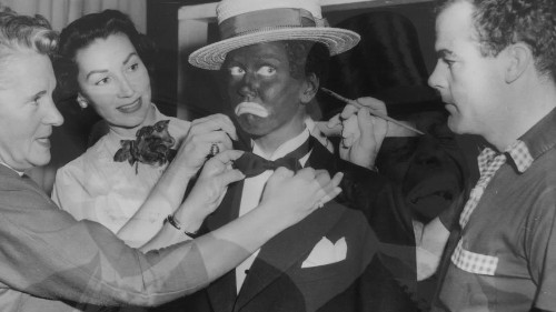 A teacher wore blackface to school and rapped on Halloween. He's now been suspended