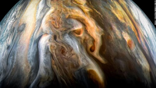 How much water does Jupiter really have? Here's what NASA's Juno mission found