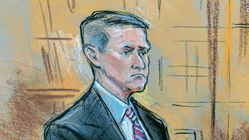 Michael Flynn to be star witness in trial of his ex-lobbying partner, documents say