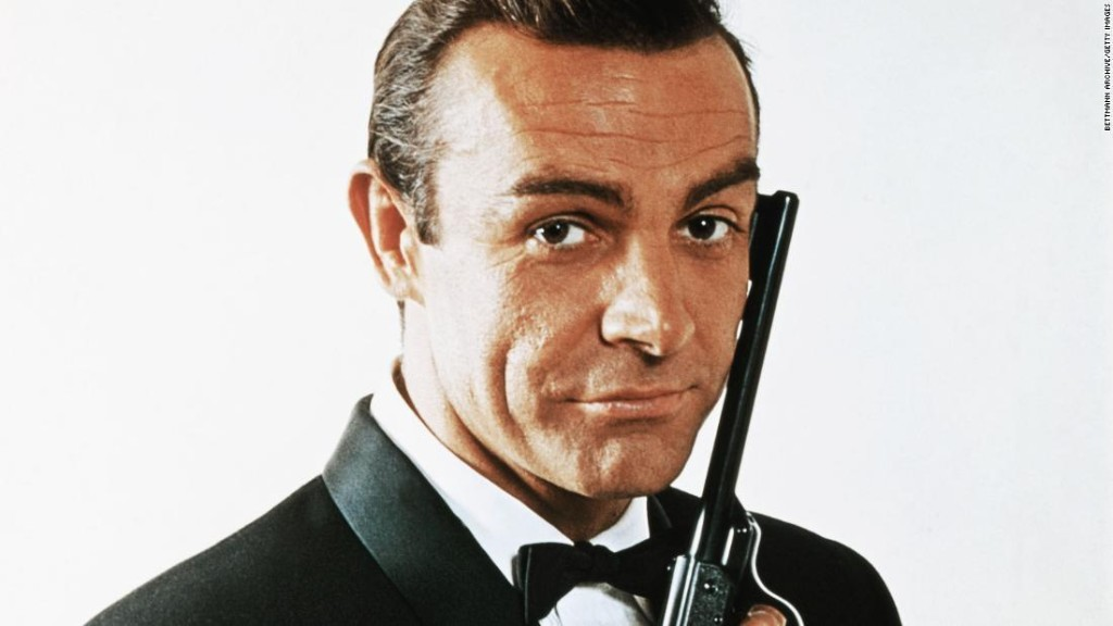 Sean Connery, famed for playing James Bond, dies age 90