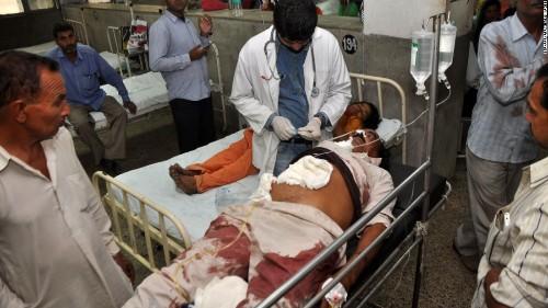 13 civilians killed by cross-border shelling in Kashmir, say India, Pakistan