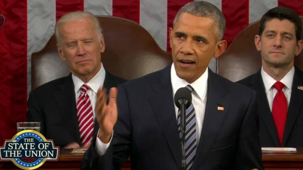 Obama regrets not unifying America and 4 other State of the Union takeaways