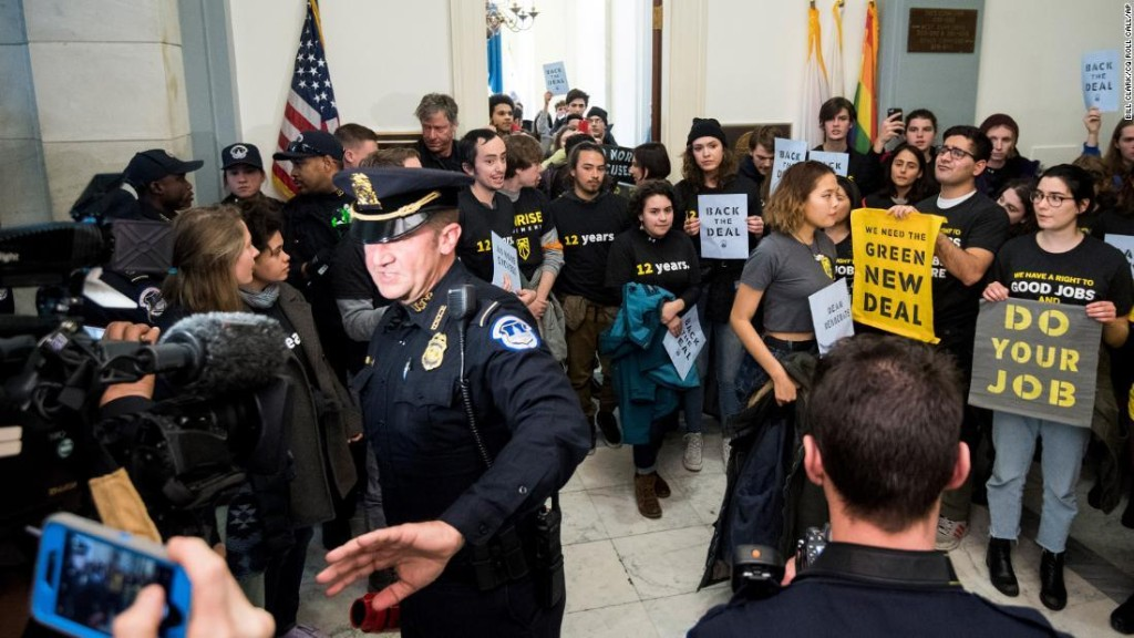 What's the Green New Deal? Depends who you ask