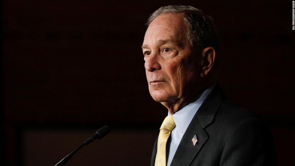 Bloomberg's partner on allegations of sexist remarks and NDAs: 'Get over it'