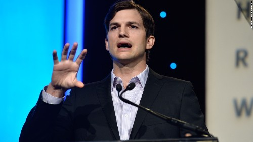 Kutcher passionately testifies on his anti-sex trafficking efforts
