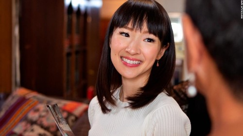 Marie Kondo's tidying isn't just about appearances. There's a psychological and spiritual upside, too
