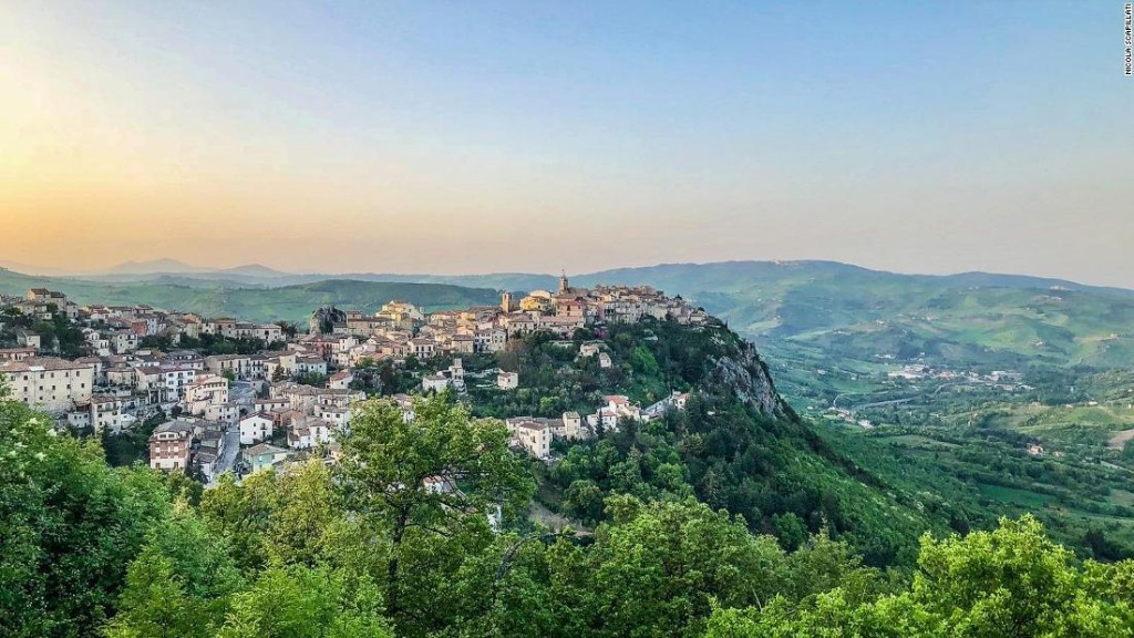 Another idyllic Italian village selling $1 houses