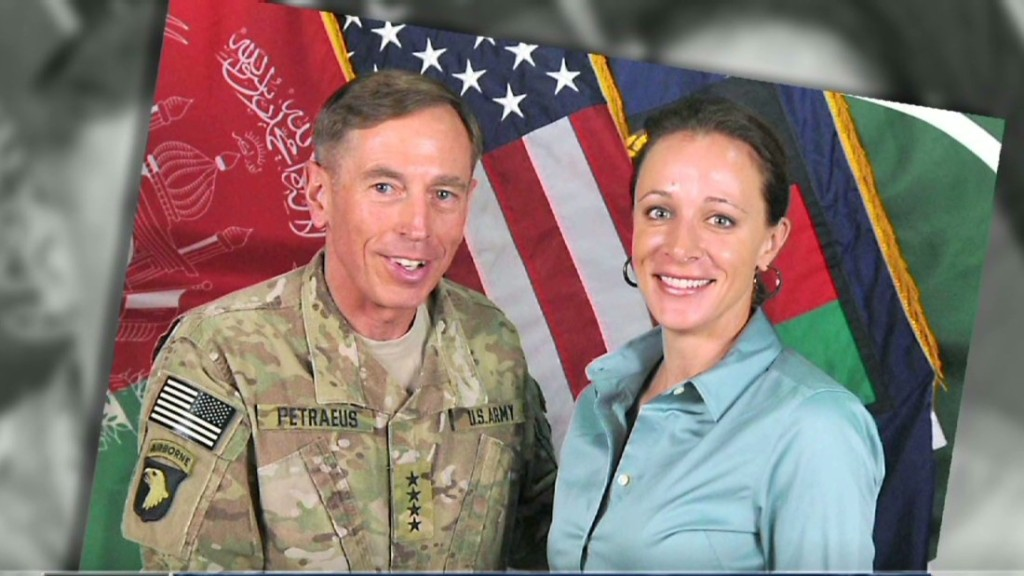 Book for first time details emails, allegations in Petraeus scandal
