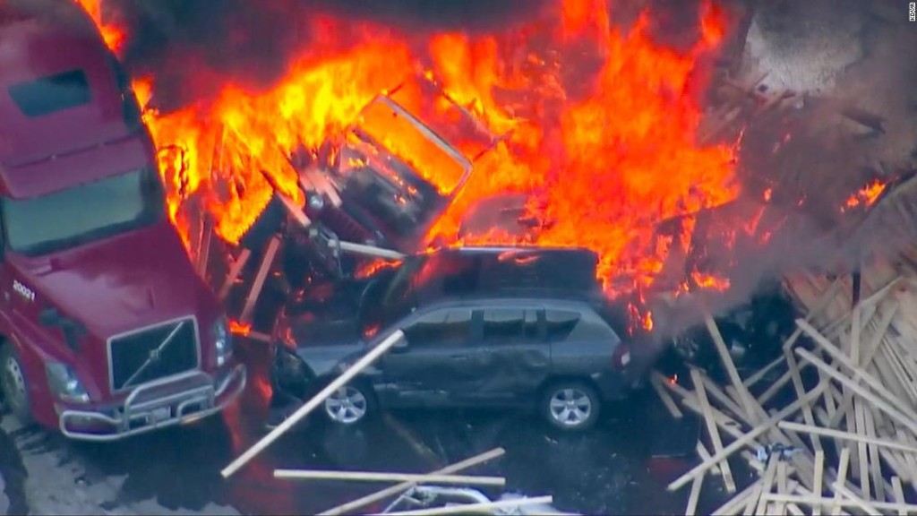 Truck driver closed his eyes in fear moments before fatal Colorado pileup crash