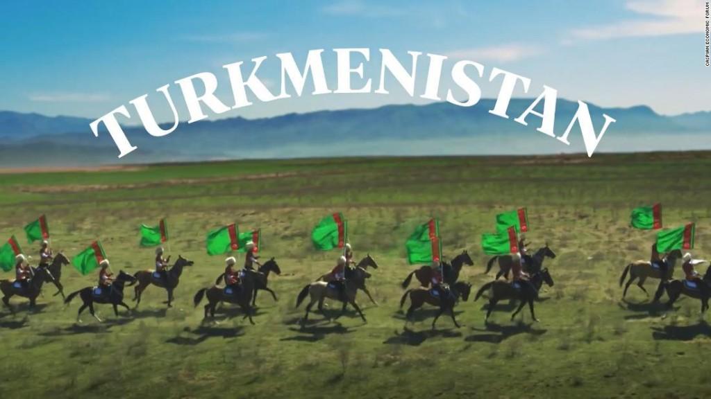 Turkmenistan - cover