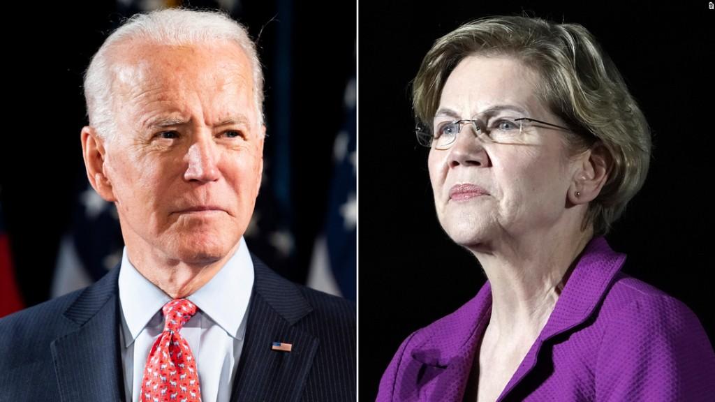 Warren as Biden's running mate makes no electoral sense