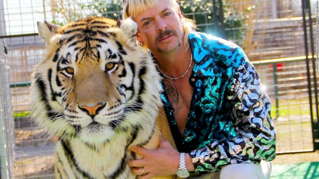 Invoking 'Tiger King,' House passes bill banning big cat ownership