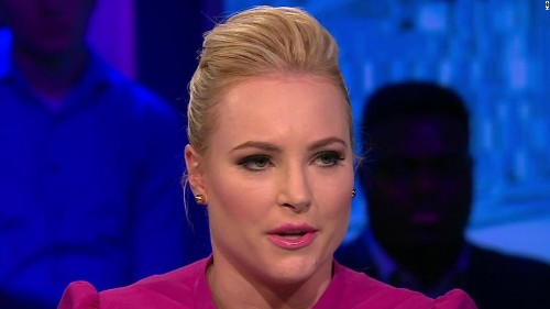 Meghan McCain sees 'a lot of gray' with Trump voters and their views