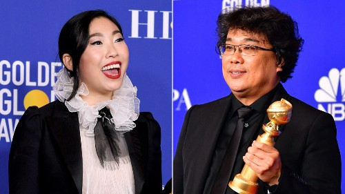 Asian wins at Golden Globes a reminder that representation matters