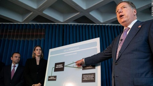 Manhattan US attorney in the spotlight with another high profile investigation of Trump's inner circle