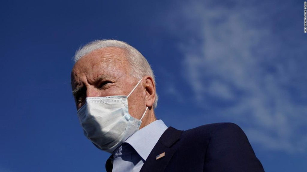 Biden runs on strengthening Affordable Care Act as Trump undermines it