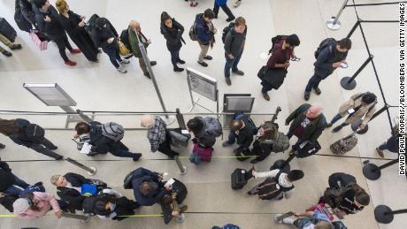 TSA expecting 42 million passengers over the holidays