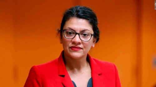 Rep. Rashida Tlaib says she won't visit Israel after being allowed to enter on humanitarian grounds
