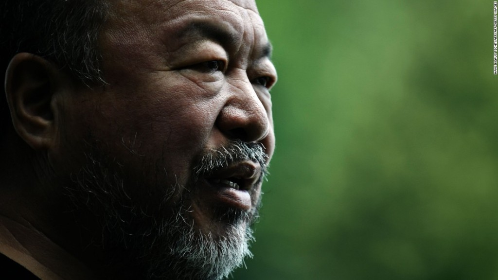 Ai Weiwei is moving to America  - CNN Style