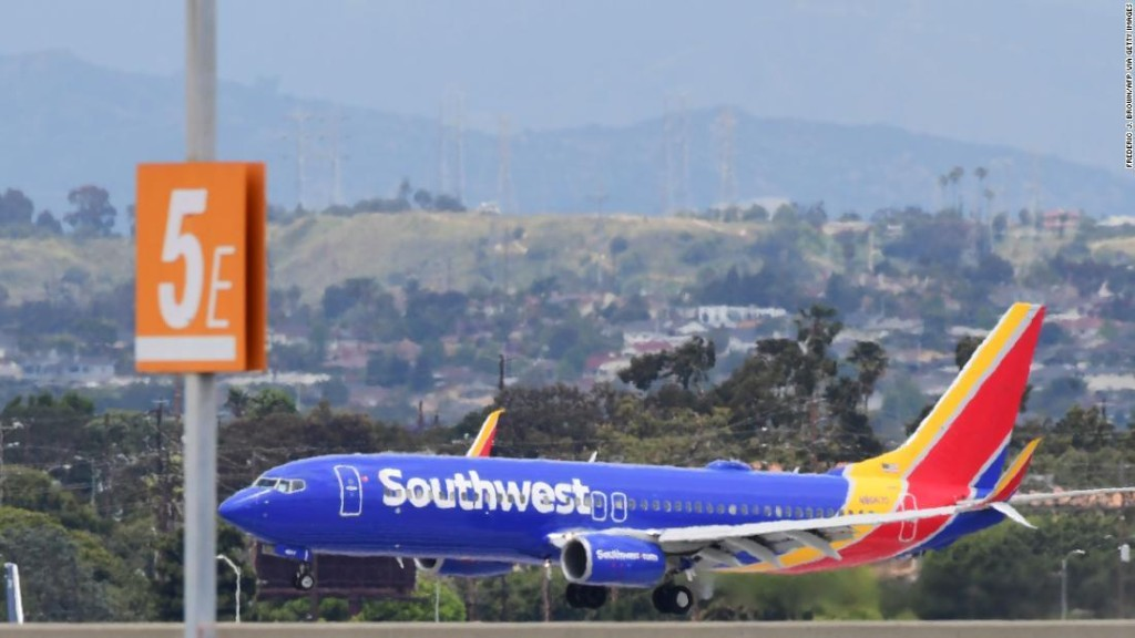 Southwest Airlines cuts back on Covid-19 cleanings to speed up flight turnarounds
