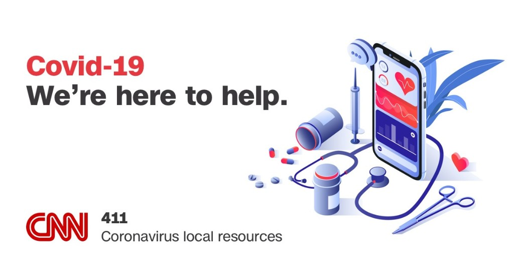 Coronavirus information and local resources: Search your area
