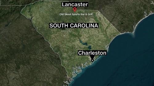 2 killed, 8 injured in bar shooting near Lancaster, South Carolina