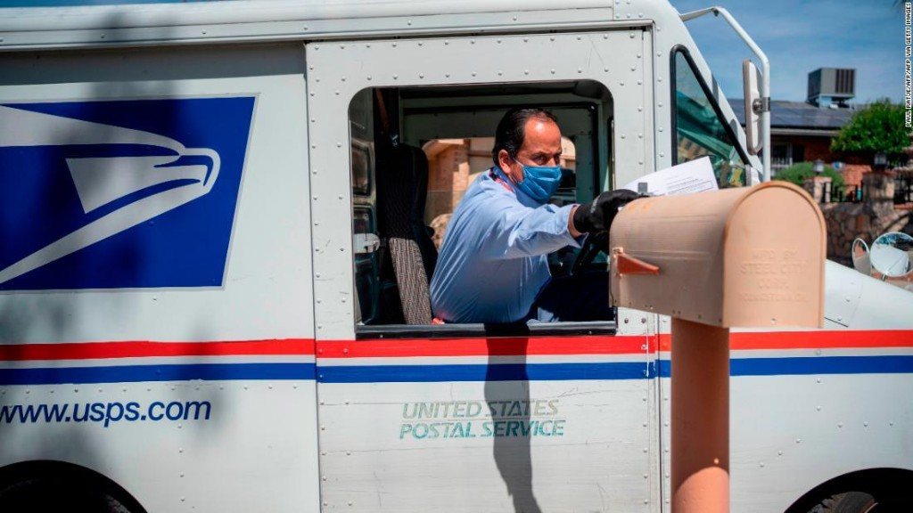 The Destriction of USPS & The Demise of Democracy - cover