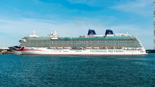 Passenger dressed as a clown causes mass brawl on cruise ship, witnesses say