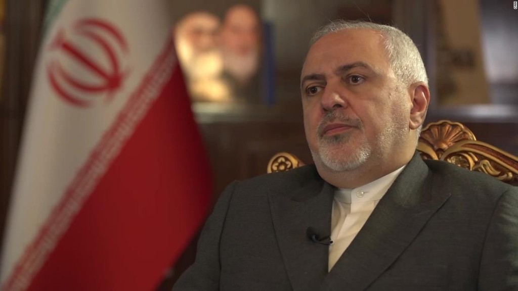 Exclusive: Zarif threatens 'all-out war' in case of military strike on Iran