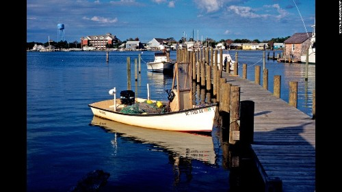 7 charming American waterfront towns worth a visit