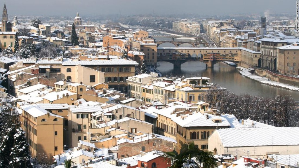 Best places to visit in Europe in January 2020