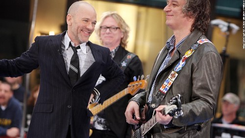 It may be the end of Trump using R.E.M. songs at his rallies (as we know it)
