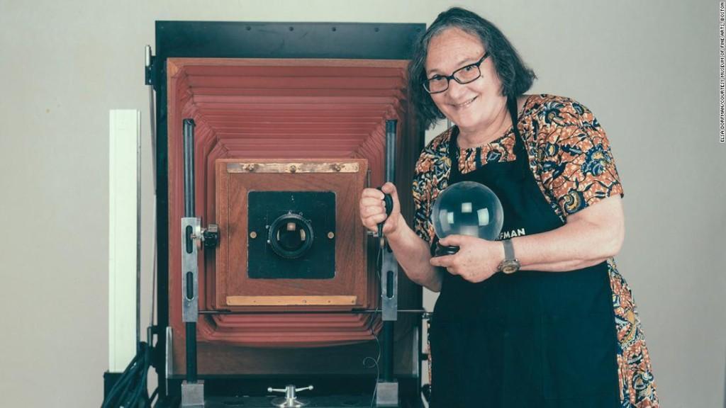 American portrait innovator Elsa Dorfman has died at age 83