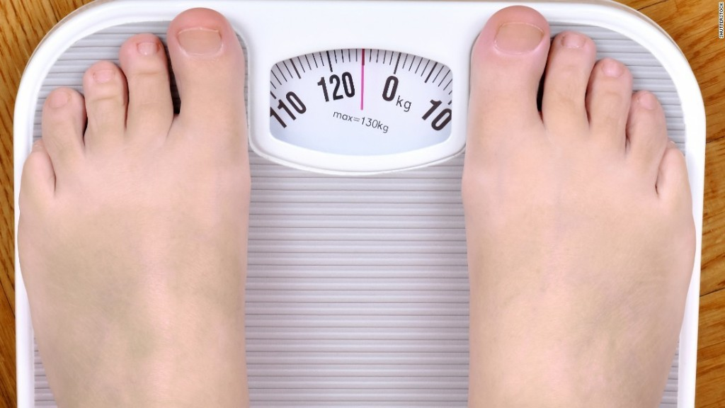 Britain's health agency has put the country on a diet