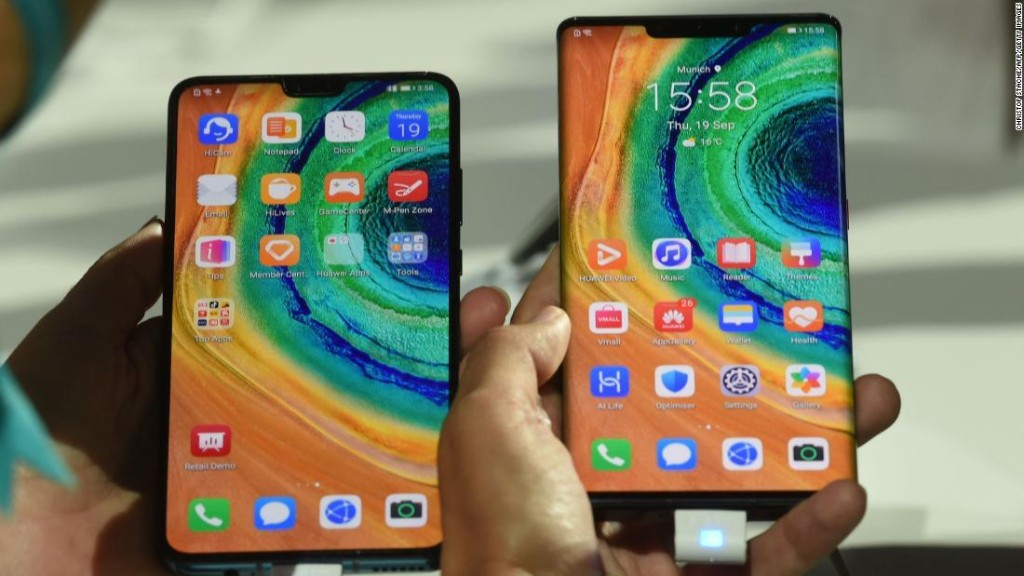New US sanctions could slowly strangle Huawei's smartphone business