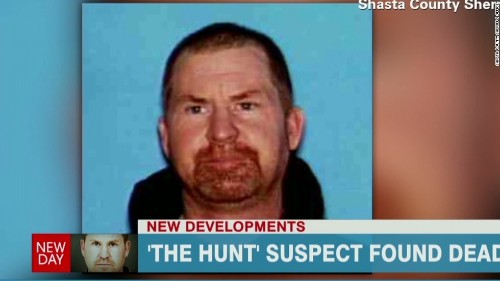 Man featured on CNN's 'The Hunt' found dead