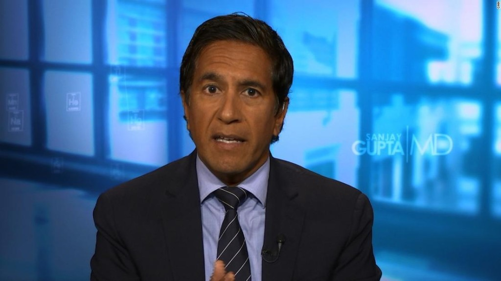 Gupta on CDC Director Robert Redfield's statement: You've got to be kidding me - CNN Video