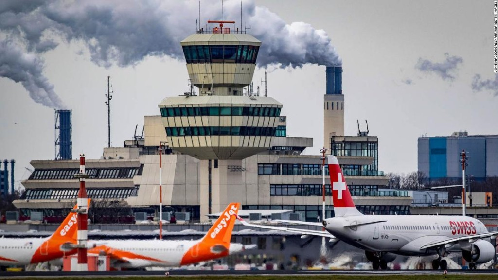 Berlin Tegel: Farewell to the airport that wouldn't die