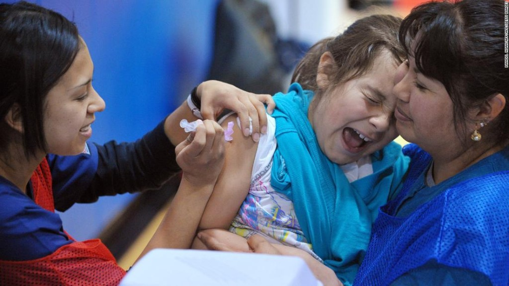 Pediatrician: Several vaccines at once might be too much for parents, but kids are just fine