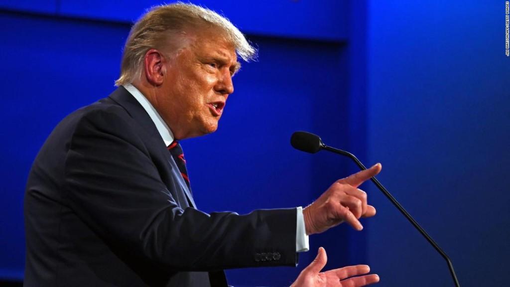 Analysis: In Trump-Biden debate chaos, China is the big winner