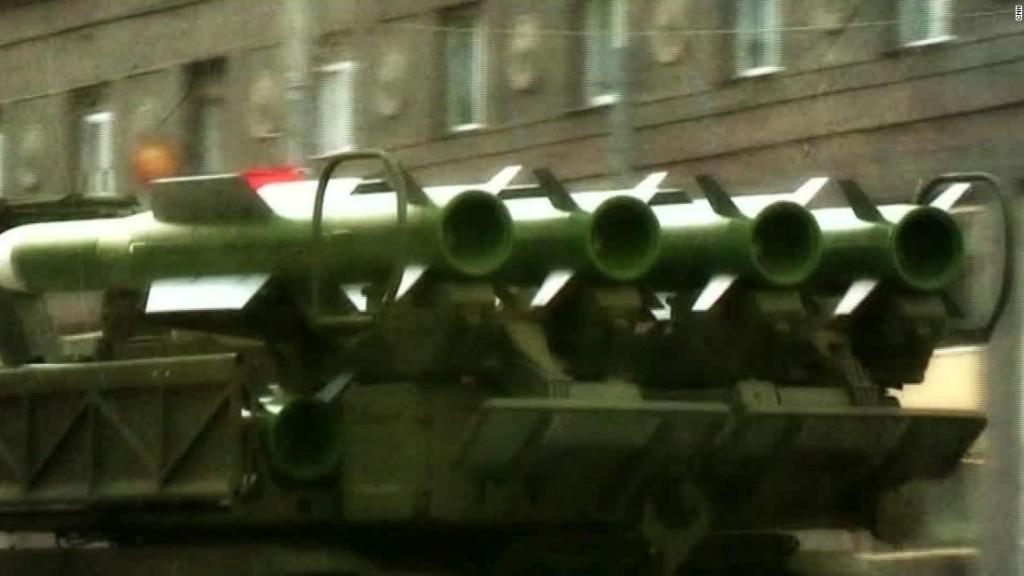 U.S. launches long-awaited European missile defense shield