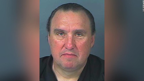 Police arrest Florida pastor for holding church services despite stay-at-home order