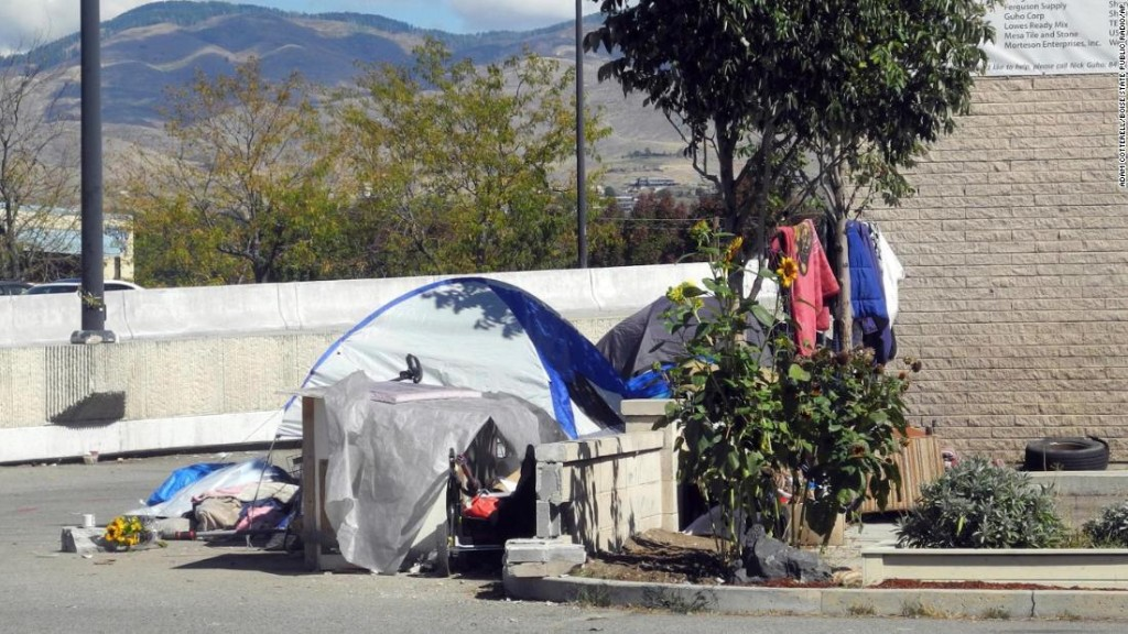 Supreme Court won't revive law allowing Boise to ticket homeless who sleep on sidewalks