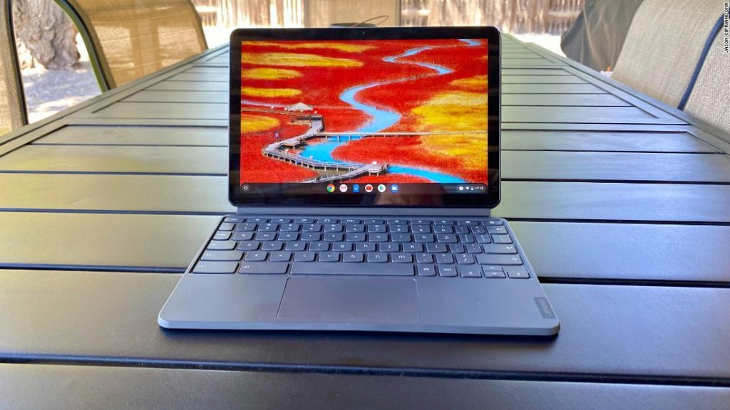 Lenovo Chromebook Duet Review - CNN