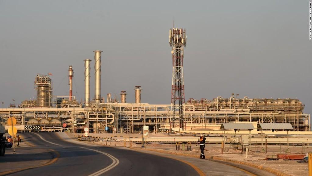 Saudi Aramco raises $25.6 billion in the world's biggest IPO