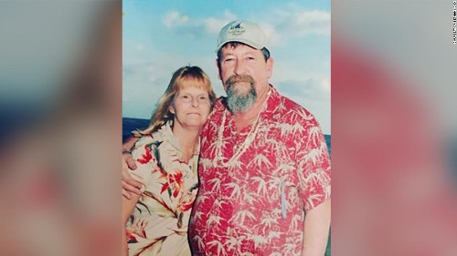 He's been gone for eight years, but he still gets his wife flowers every Valentine's Day